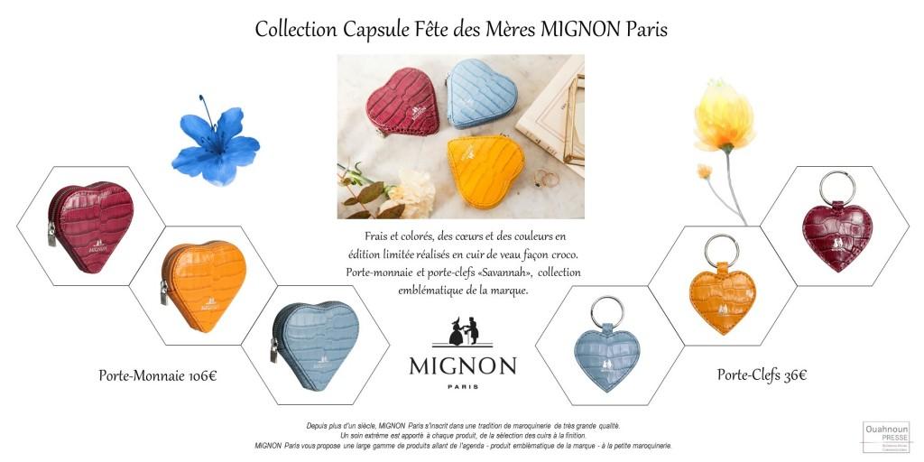 CP Mignon Paris Fête des Mères