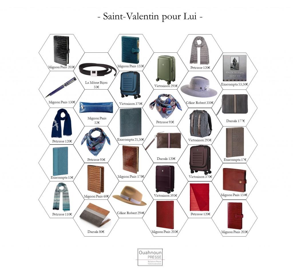 CP Saint-Valentin Homme
